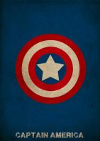 Captain America by Mr-Sloow