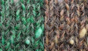 Wool Texture with 2 Colors by elemis