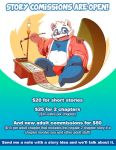 Kageichi's Story Commissions Open by Tanukiforever