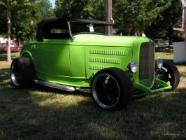 Green Apple Roadster by colts4us