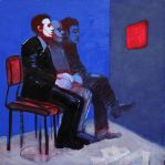 Study of three silent 2from3 by protaqonist