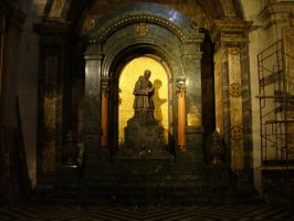 Cathedral Saint by MaximilienSad