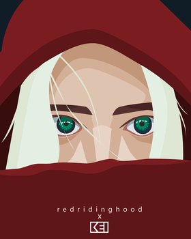 red riding hood by ChanKei