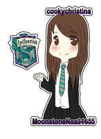 Pottermore ID for cookychristina by ayochan