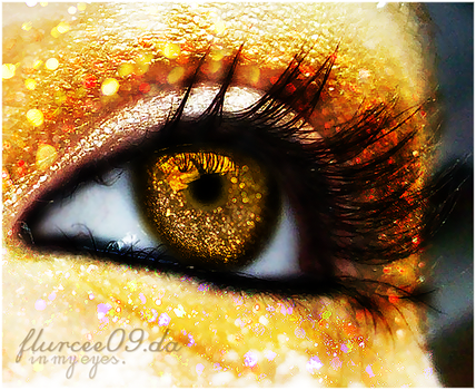 In a Gold Digger's Eye by flurcee09