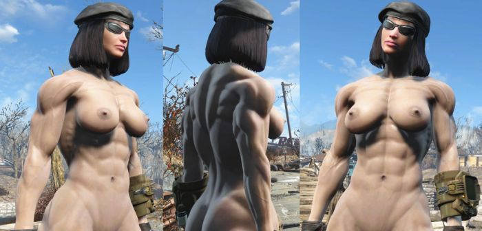 Realistic new normal maps for F4 by Tigersan