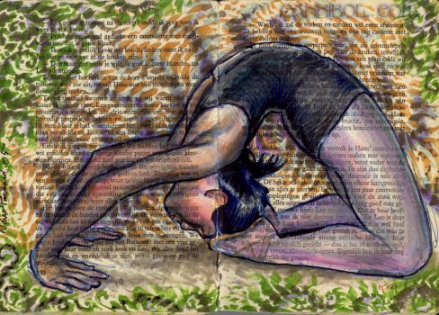 contortion girl 04 by cannibol