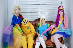 Adventure Time by MayoInvasion