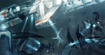 My Little StarCitizen: Recovery Operation by FoxInShadow