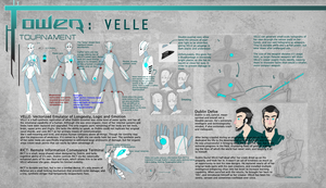 Tower OCT: VELLE by Reggetti