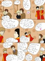 No Privacy in the TARDIS 8 by sparklingblue
