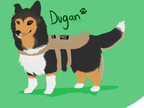Dugan by misrable