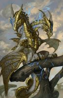 2015 Zodiac Dragons - Gemini by The-SixthLeafClover