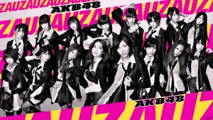 AKB48 UZA by NEO-Musume