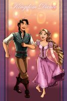 Tangled: Kingdom Dance by PharMafia-Soldier