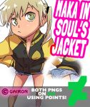 Soul Eater - Maka In Soul's Jacket by Gairon