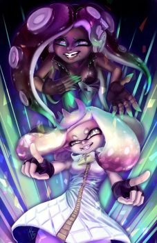 Off The Hook by Kisuette