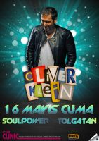 Oliver Klein Flyer by Lectronic