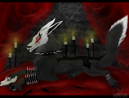 Lair of Darkness by Sharothar