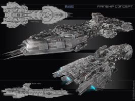 Mainship_concept by Obey-art