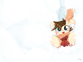 Having Fun in the Snow by OMGProductions