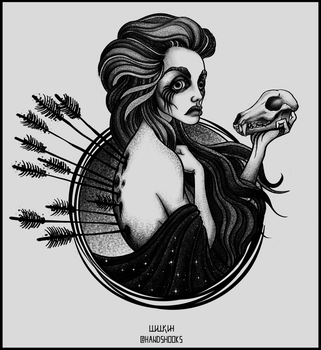 Hecate by Hands-hooks
