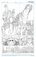 ROME - Page 1 Pencils by nedivory