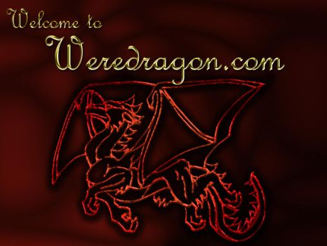 Tribute to Weredragon.com by AlysaTaladay