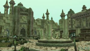 Succession: Ruins of Lordaeron by Pinkhair3d