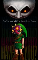 You've Met With A Terrible Fate by FaintSayu