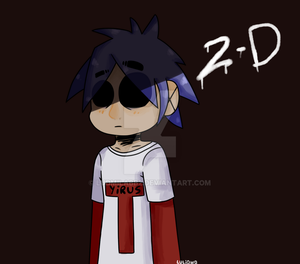 2-D by ludmilabb2