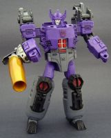 Galvatron In Purple 1 by Jin-Saotome