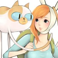 Fiona Y Cake by Sourlive