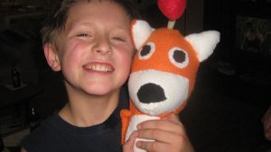 my nephew and tails doll by dkt1031