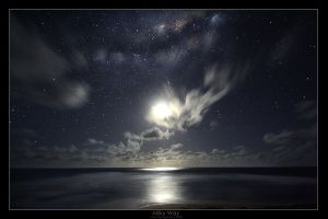 Milky Way by TomMontgomery