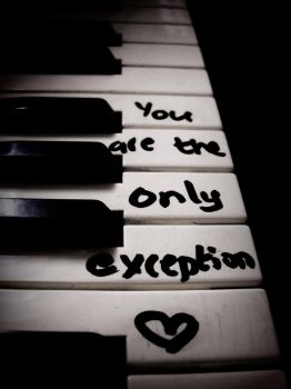 the only exception by spongebob27