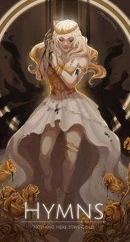 Nothing Here Stays Gold by Chrysanthi