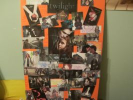 Twilight Collage by WiltedxBlackxRose
