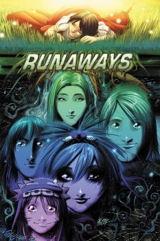 Runaways v3 issue 12 cover by CeeCeeLuvins