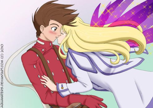Tales of Symphonia-Wont forget by AquaWaters