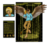 AW: Griffin :application: by Ch4rm3d