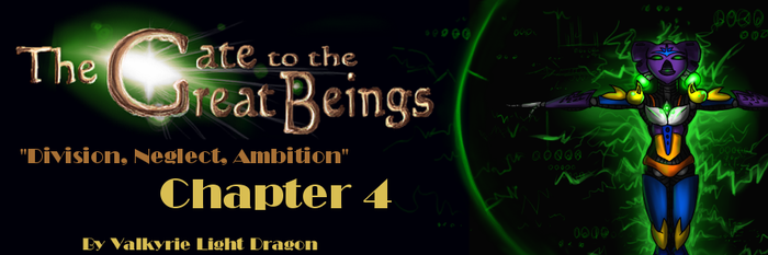 GTTGB - Division, Neglect, Ambition - Chapter 4 by JarODragon