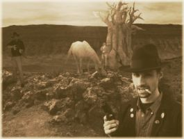 Something With Cowboys In It by prudentia