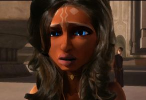 Soka Tano Skywalker. by youngjusticewriter