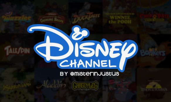Disney Channel By Me by Astrokira