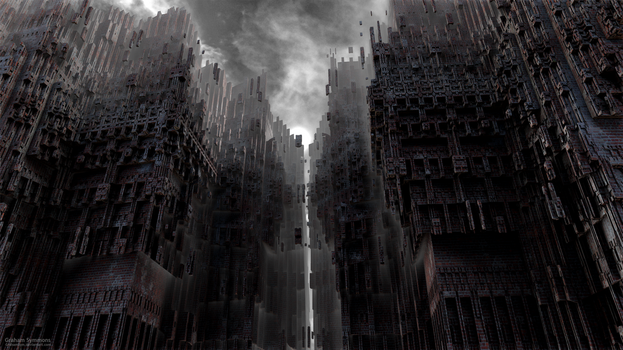 Delusions of Gothic by GrahamSym