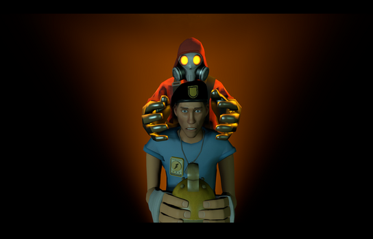 [SFM] The Curse of the Gold Helmet by TigerSwirl
