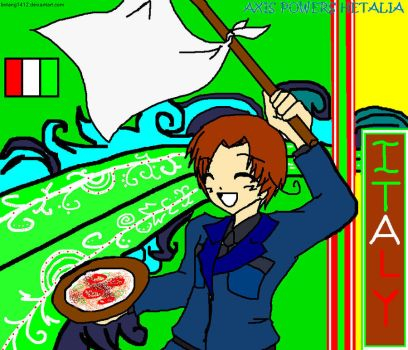 [APH] Italy by lintang1412