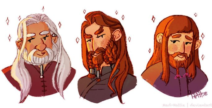 The Siblings Ri by Mad-Hattie