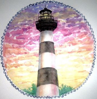 Bodie Island Lighthouse by MyCrystalStar